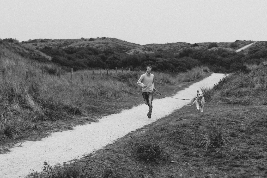 Amy Hunde Blog Holland Urlaub mit Herrchen